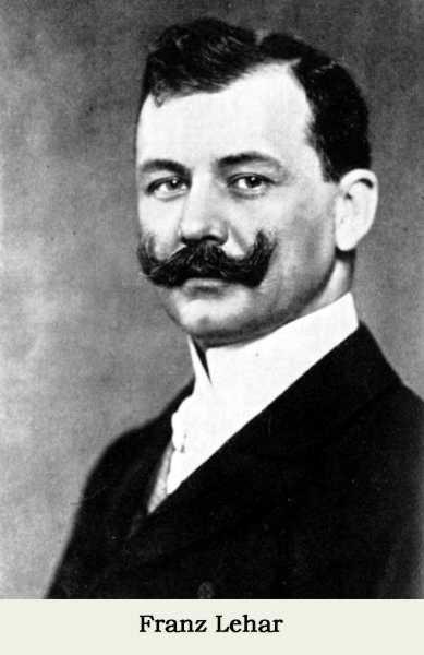 Franz Lehar Artistinfo
