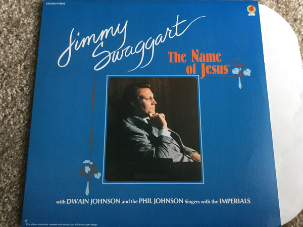 Jimmy Swaggart With Dwain Johnson, Phil Johnson And The Phil