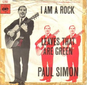 """an analysis of i am a rock by paul simon The poem that stuck out to me the most was the song """"i am a rock"""" by, paul simon i enjoyed this poem because i thought it has a clear, understandable meaning."""